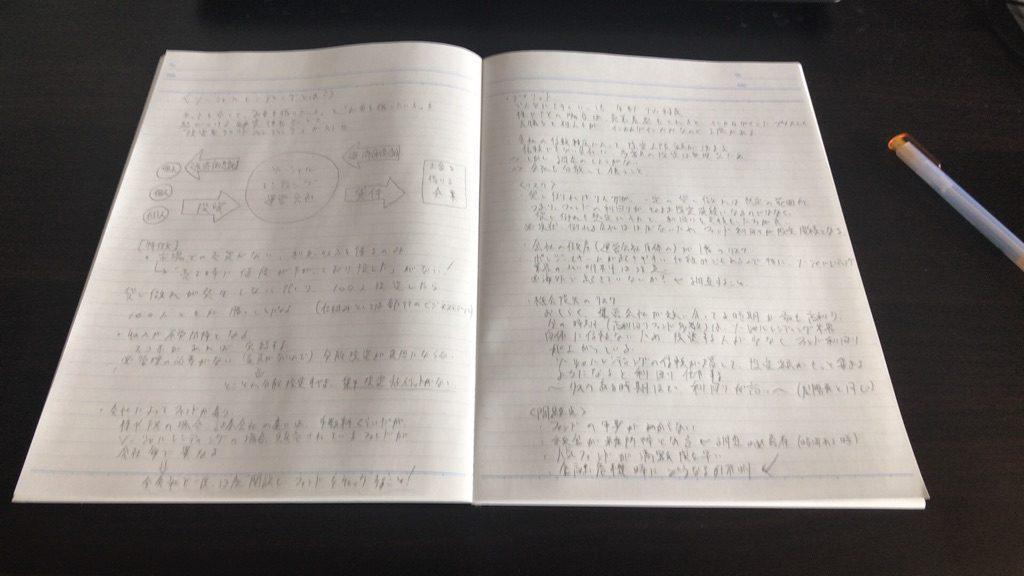 僕の起業/経営ノート