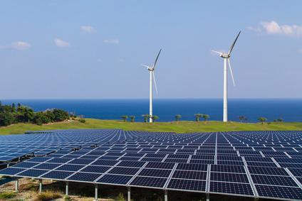 太陽光発電と風力発電投資